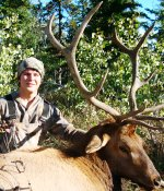 Idaho Archery Elk Hunting in Camp or Lodge