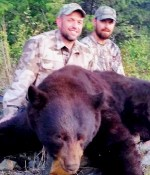 Bear Hunting Guide, Brian Denney