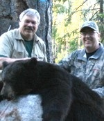 Bear Hunting Outfitter Dale Denney