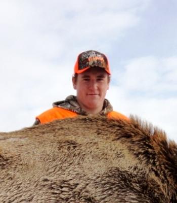 Daniel Evans: Idaho Elk Hunting Guide