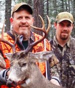 Whitetail Deer Guided Hunts
