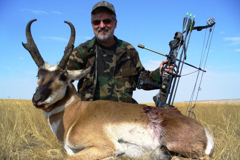 Montana Archery Antelope