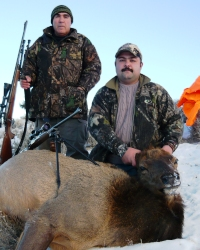 Utah hunting outfitter ut trophy elk hunts guided mountain for Utah non resident fishing license