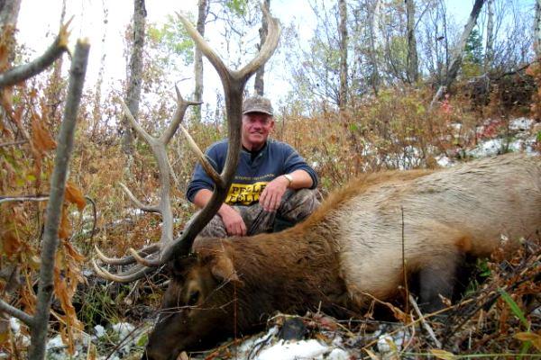 Fall Idaho Elk Hunt