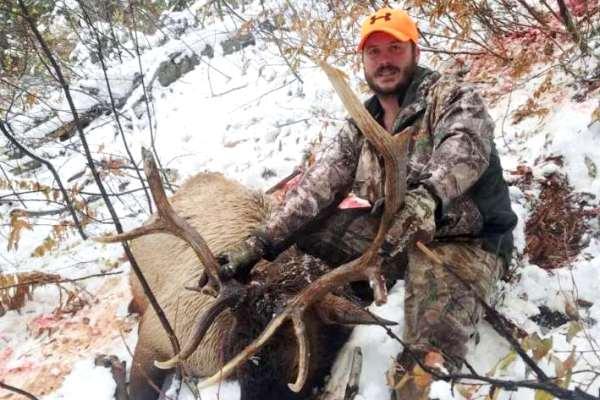 Elk & Mule Deer Hunt In SE Idaho