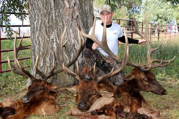 Photo Of Idaho Rifle Elk Hunt
