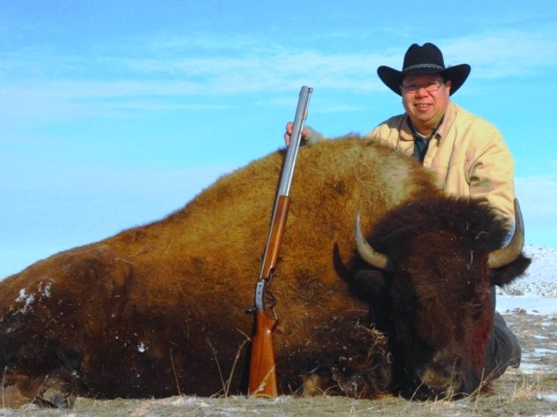 Montana Bison Hunt