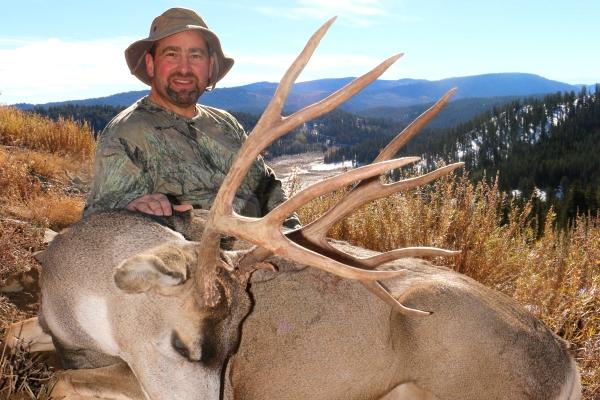 Quality Idaho Mule Deer