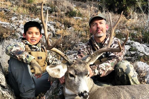 Kai's 2020 Idaho Youth Mule Deer Hunt